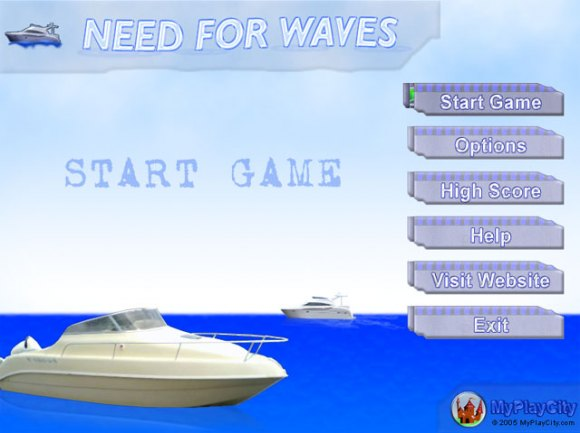 لعبة Need For Waves
