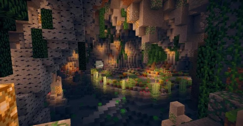 Minecraft: How to Find Caverns and Explore Them