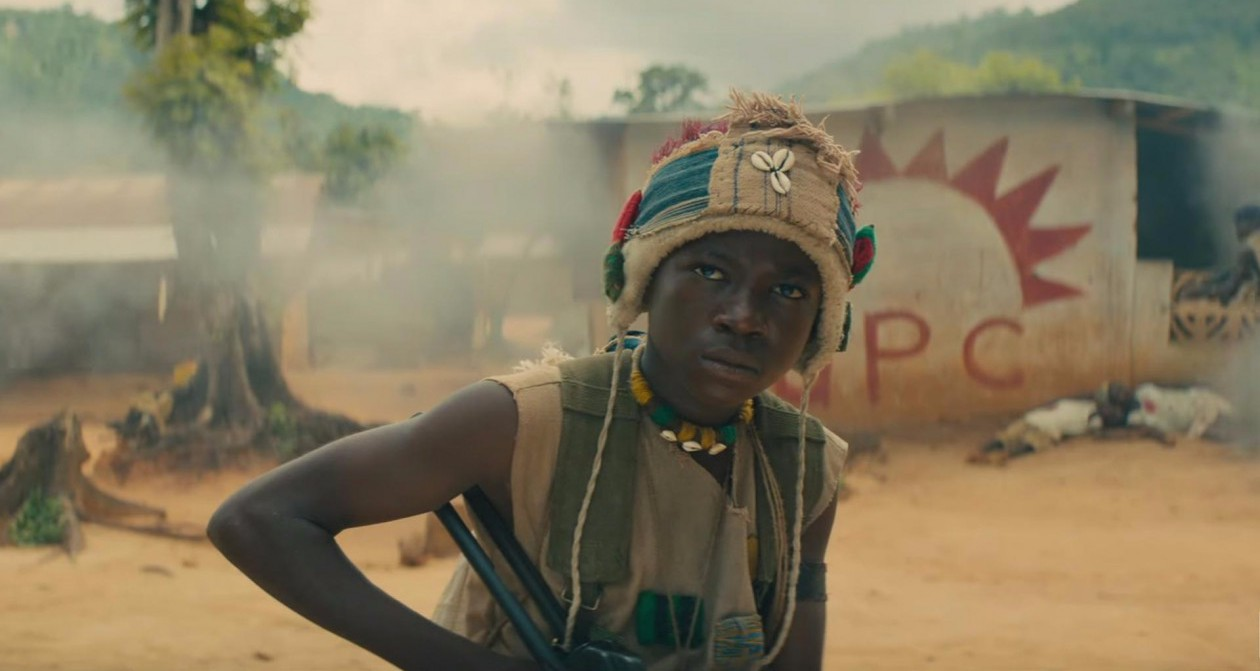 'Beasts of No Nation': Invencibles