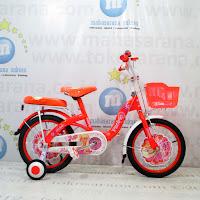 Sepeda Anak Perempuan Pacific Rossini 16 Inci