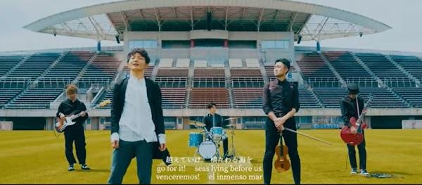Málaga, lanzan un nuevo himno blanquiazul en japonés