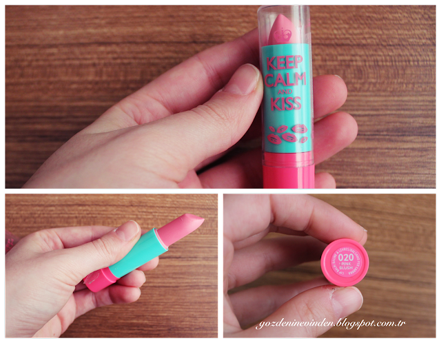 keep calm lip balm