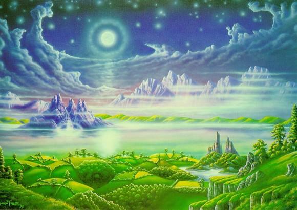 Kisah Penduduk Langit dan Bangsa Jin yang Dibantai Oleh Malaikat Di Bumi