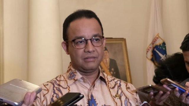 BREAKING NEWS : Gubernur DKI Jakarta Anies Baswedan Positif Covid-19