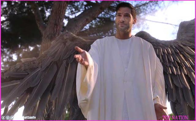 Lucifer Season 5 Finale Battle Michael Vs Lucifer