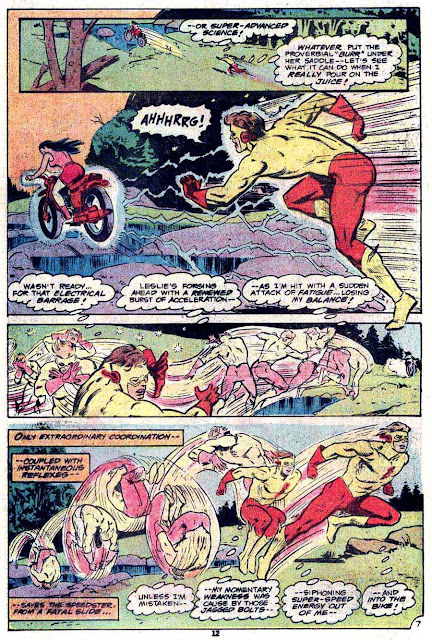 Flash Spectacular / DC Special Series #11 - Wally Wood comic book page