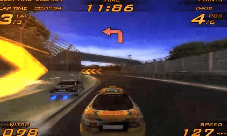 تحميل لعبة السباق Nitro Racers للكمبيوتر