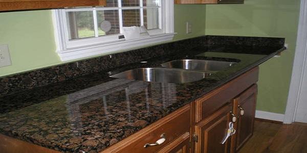 ideas for granite countertops in kitchen