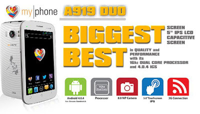 MyPhone A919 Duo