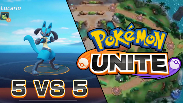 Pokemon Unit Game Ala Moba Mobile Android, iOS dan Nintendo Switch | Khawatir Dan Juga Senang!