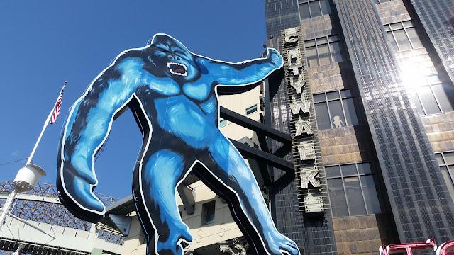 City Walk at Universal Studios