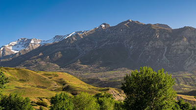 Desktop Wallpaper and iPhone Mountains Hills Valley