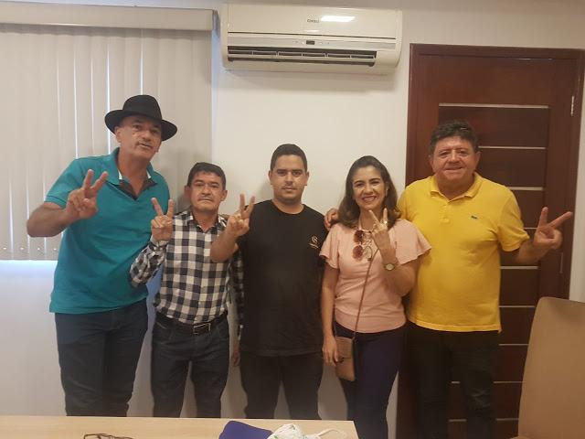 Secretários abandonam gestão municipal e aderem a Geraldo e Raul Meireles em Cuitegi