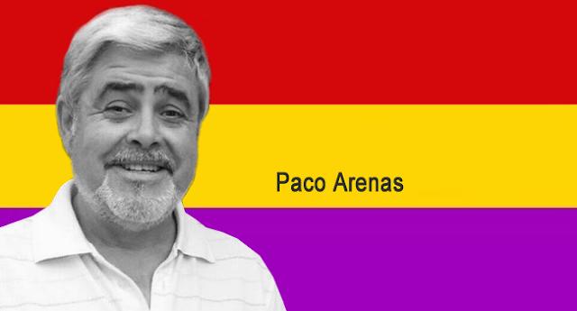 Paco Arenas: Fue un 12 de abril