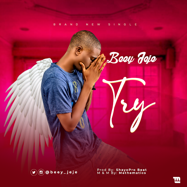BeeY Jeje Impresses With New Single TRY