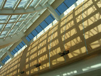 Mineta San Jose International Airport, Concourse Skylight