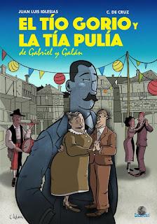 EL TÍO GORIO Y LA TÍA PULÍA DE GABRIEL Y GALÁN