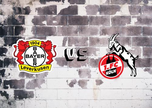 Bayer Leverkusen vs Köln  Resumen