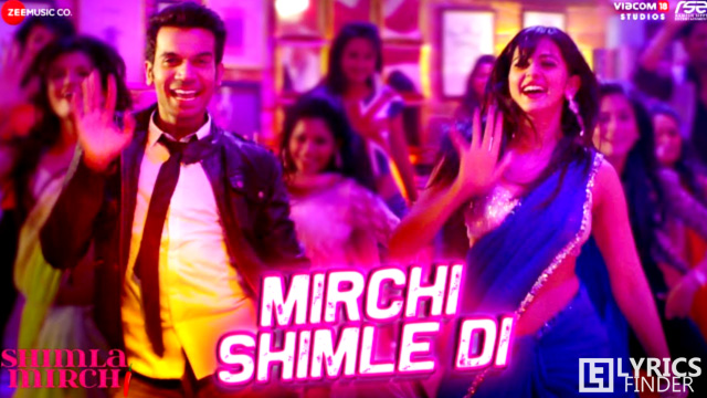 Mirchi Shimle Di Lyrics – Meet Bros Anjjan