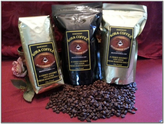Kona Coffee;World's Best Coffee Beans;Best Coffee Beans in World;;