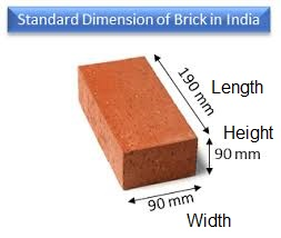 https://civilalliedgyan.blogspot.com/2020/04/dimensions-tolerances-and-area-of-brick-according-to-different-standard.html