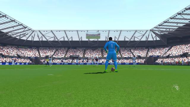 Liberty Stadium PES 2017
