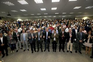 Convênios com 106 municípios da Bahia