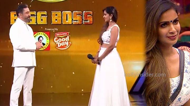 Samyuktha eliminated from Bigg Boss Tamil Season 4;
