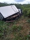 Acidente registrado na RN 041 km 21 Currais Novos /Lagoa Nova