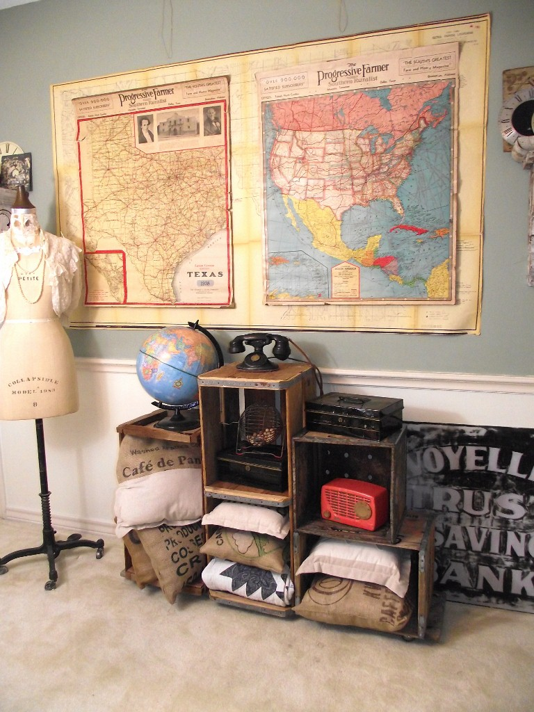diy craft projects organize organization trash to treasure architectural salvage. Black Bedroom Furniture Sets. Home Design Ideas