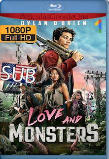 Love and Monsters (2020) [1080p BRrip] [SUB] [LaPipiotaHD]