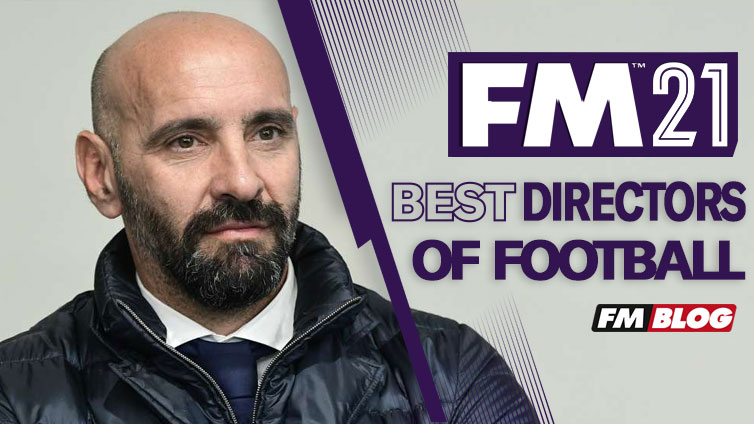 Top 7 Directors of Football in Football Manager 2021