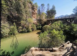 Parque Natural Sierras de Cazorla, Segura y Las Villas. Charca Las Juntas.