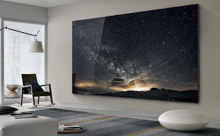 Samsung and modern screens