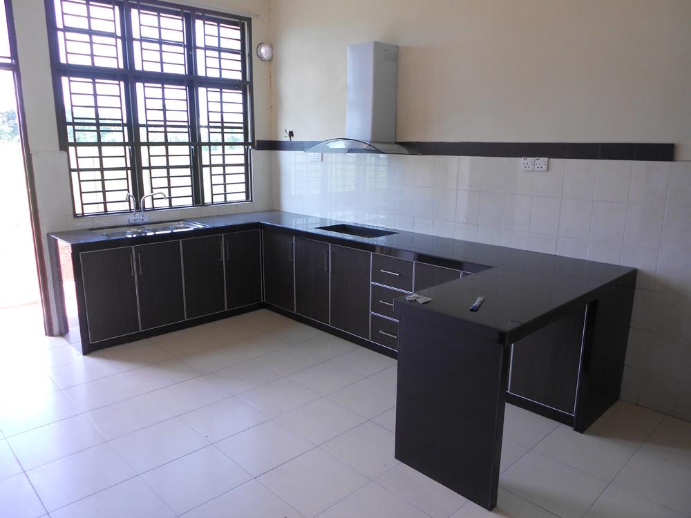 Projek Kabinet Dapur Di Taman Serindit Jln Langgar Alor Setar