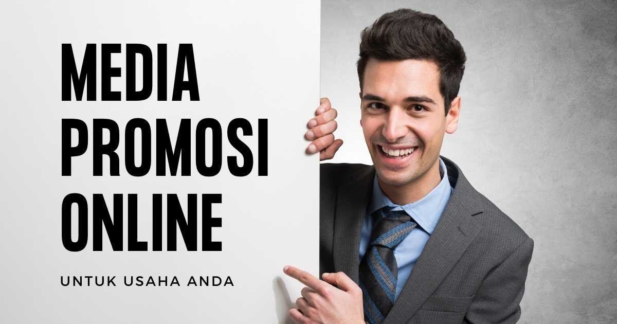 8 Media Promosi Online Untuk Suksesnya Usaha Anda Blogbangdoel