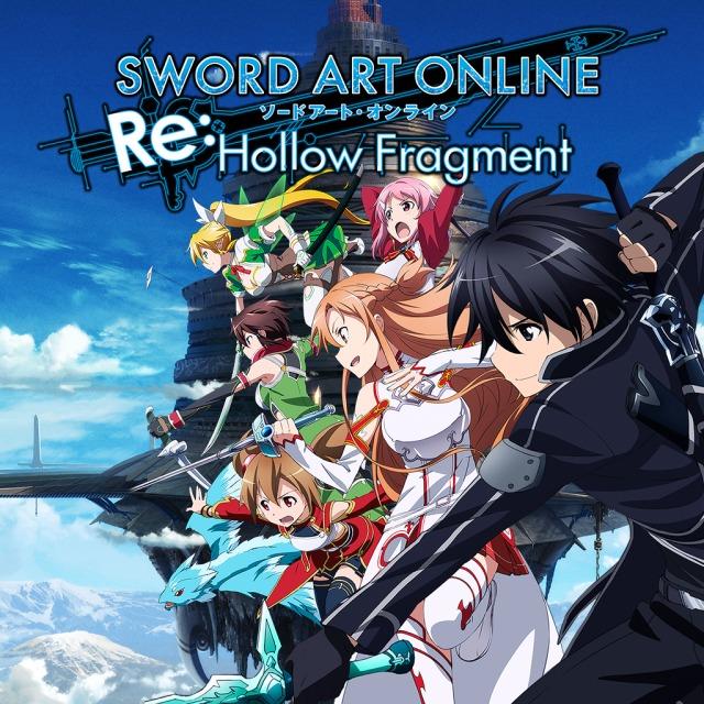 Sword Art Online Re: Hollow Fragment tendrá versión para PC el 23 de marzo
