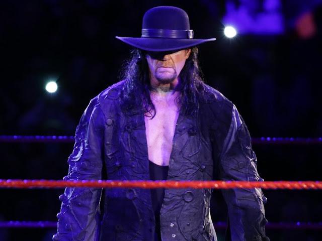WWE রেসলিং থেকে বিদায় নিলেন সুপারস্টার 'আন্ডারটেকার'