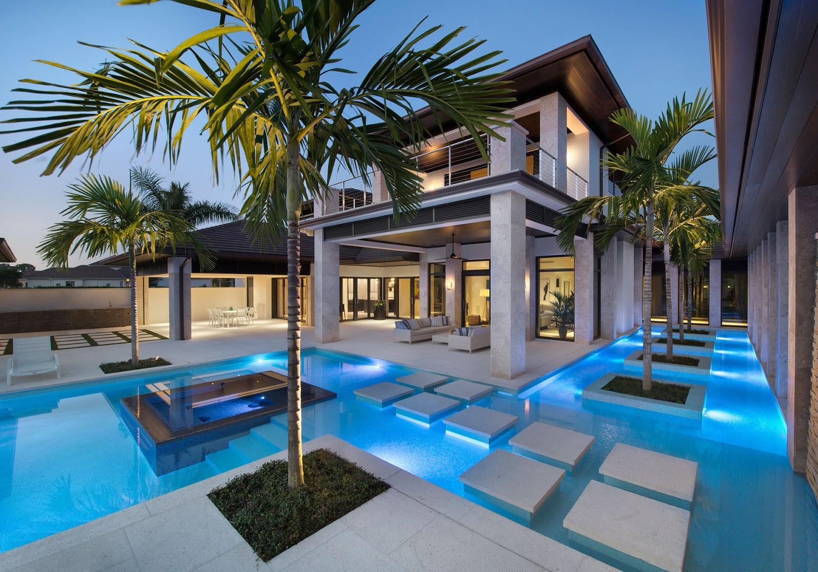 custom pools