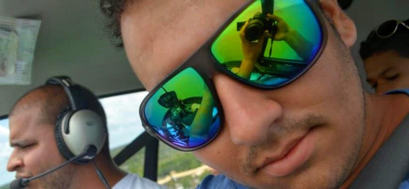O que fazer em Porto Seguro (Bahia) - passeio de Helicóptero em Porto Seguro