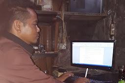 Kepala UPT Pertanian Kecamatan Palibelo Membuat Kelompok Tani Siluman