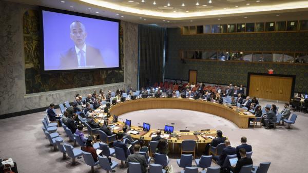 Réunion à huis clos du Conseil de sécurité sur la situation au Cachemire