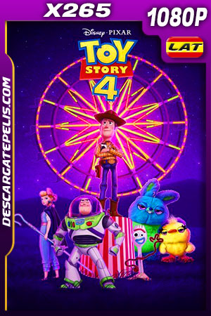 Toy Story 4 (2019) HD 1080p x265 BDRip Latino – Ingles