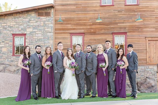 Wedding Party Photos at Shenandoah Mill by Micah Carling Photography