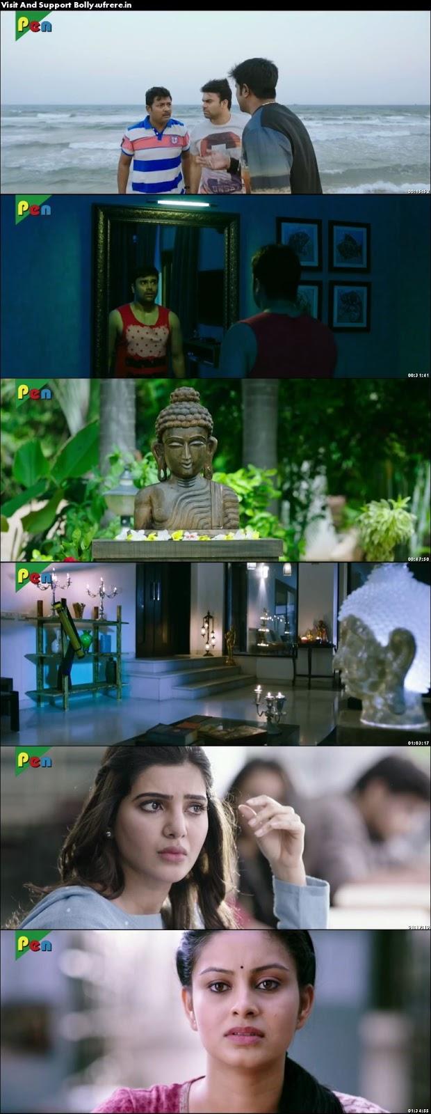 Shiva The Super Hero 3 2019 Hindi Dubbed HDRip 720p 850MB