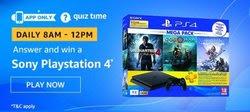 Sony Playstation 4 Quiz Answers