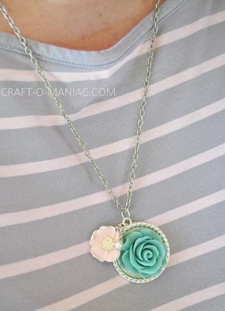 DIY Martha Stewart Jewelry www.craft-o-maniac.com