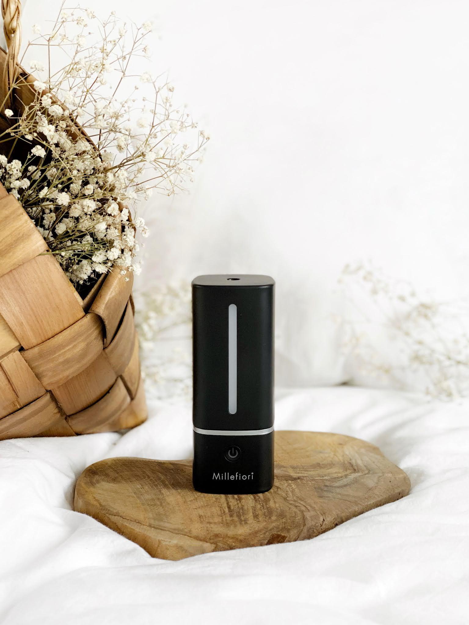 Piękny zapach w każdym zakątku domu, czyli bezprzewodowy odświeżacz powietrza MOVEO Millefiori