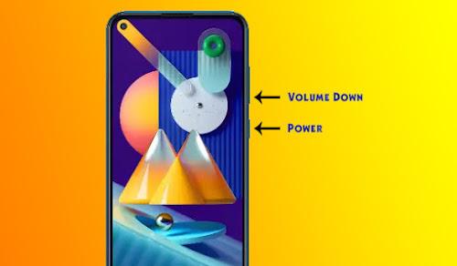 Cara Screenshot Samsung M11 Paling Mudah Dengan Tombol