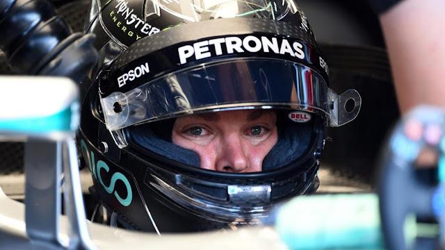 Hasil Kualifikasi GP F1 Spa-Francorchamps, Belgia : Resberg, Verstappen, Raikkonen